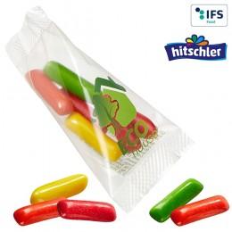 Promo-Spitz mit Mini Hitschies Kaubonbons Mix