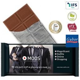 Premium-Schokoladentafel