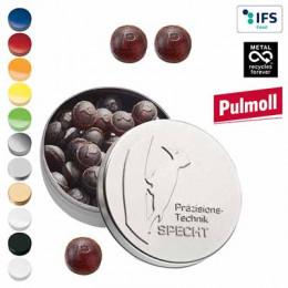 XS-Prägedose mit Pulmoll Original Pastillen