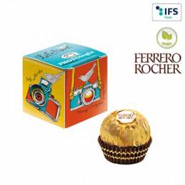 Mini Promo-Würfel mit Ferrero Rocher