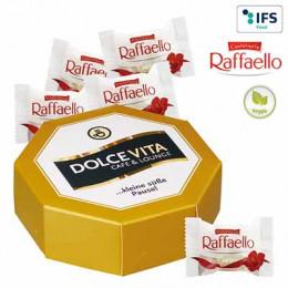8-Eck-Geschenkbox mit Raffaello