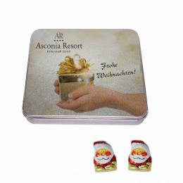 Premium-Box Schoko-Nikoläuse