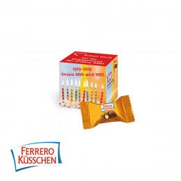 Werbe-Würfel mit Ferrero Küsschen Classic 1er
