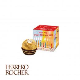 Werbe-Würfel mit Ferrero Rocher 1er