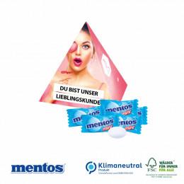 """Werbepyramide mit """"cooler"""" Nervennahrung"""