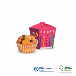Muffin Mini in Promotionverpackung Style
