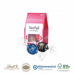 Präsentverpackung Selection Mini Lindor Pralinés 2er Ganzjahresmischung, Klimaneutral, FSC®