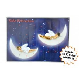 Adventskalender Easy Schlafende Engel