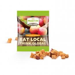 Apfel Cubes Minitüte