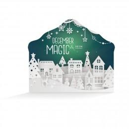 System-Adventskalender 'Weihnachtshaus'
