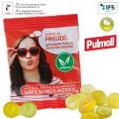 Pulmoll Duo-Gummipastillen in kompostierbarem Tütchen