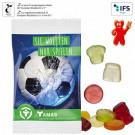 Fruchtgummi-Standardformen 15 g in kompostierbarem Tütchen