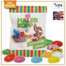 American Jelly Beans im Werbetütchen