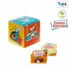 Mini Promo-Würfel mit Ferrero Küsschen