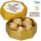 8-Eck-Geschenkbox mit Ferrero Rocher