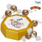 8-Eck-Geschenkbox mit Baileys® Pralinen