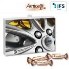 Premium Präsent-Adventskalender Amicelli® Miniatures