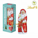 Lindt & Sprüngli Weihnachtsmann in Geschenkbox