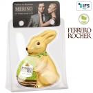 Ferrero Rocher Osterbote mit Werbekärtchen