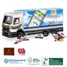 3D Adventskalender LKW Sarotti, Klimaneutral, FSC®-zertifiziert