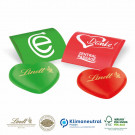 Schokoladenherz - werbestarkes Give-Away
