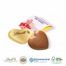 Lindt Herz, 20 g im Werbebriefchen, Klimaneutral, FSC®
