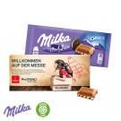 Schokoladentafel 100 g von Milka
