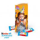 Kinder-Schokolade Mini