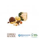 Werbe-Würfel mit Ferrero Rocher, 1er, Klimaneutral, FSC®-zertifiziert