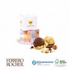 Werbe-Würfel mit FERRERO Rocher, 1er, Klimaneutral, FSC®