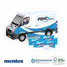 3D Präsent Transporter Mentos