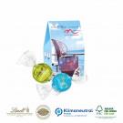 Präsentverpackung Selection Mini Lindor Pralinés,Klimaneutral, FSC® 2er Frühlings-/Sommermischung