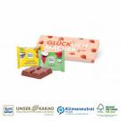 Ritter SPORT Mini in Präsentbox, 2er, Klimaneutral, FSC® Sommermischung