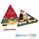 Toblerone Minis in Präsentbox Dreieck Klimaneutral, FSC®-zertifiziert