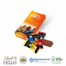 Lindt HELLO Mini Stick Mix, 4er, Klimaneutral, FSC®