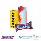 Snickers, Klimaneutral, FSC®