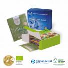 Werbebox Fair-Plus Bio-Tee