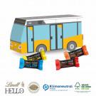 3D Präsent Bus Lindt Hello Mini Stick