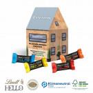 3D Präsent Haus Lindt Hello Mini Stick