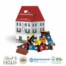 3D Präsent Haus Lindt Hello Mini Stick Klimaneutral, FSC®