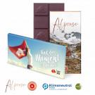 Alprose Schweizer Schokolade, Klimaneutral, FSC®