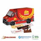 3D Präsent Transporter Toblerone, Klimaneutral, FSC®