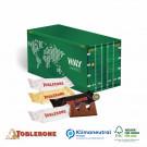 3D Präsent Container Toblerone, Klimaneutral, FSC®
