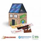 3D Präsent Haus Toblerone, Klimaneutral, FSC®