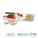 Schokotäfelchen im Formteil in Präsentbox, Klimaneutral, FSC®-zertifiziert