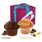 Muffin Maxi im Werbewürfel