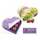 I Love Milka - Herz