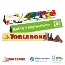 TOBLERONE Riegel im Werbeschuber, 100g, Klimaneutral, FSC®