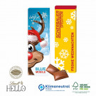 Schokolade von Lindt Hello, Klimaneutral, FSC®-zertifiziert