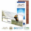 Schokoladentafel Excellence von Lindt, Klimaneutral, FSC®